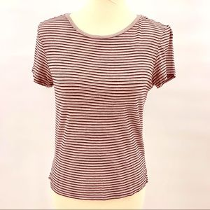 American Eagle Outfitters Soft & Sexy Striped Tee